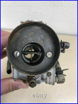 Harley Davidson Topper Carburetor & Intake Manifold