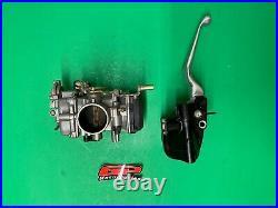 Harley Dyna 1999 Carburetor and Front Brake Master Cylinder