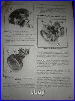 Harley EVO Big Twin Screaming Eagle Butterfly Spigot Carb 68/160 4