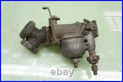 Harley Knucklehead Flathead Panhead El E Ohv Rigid Oem Carburetor M51 Cl13