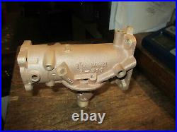 Harley Knucklehead Panhead M-35 Carburetor Body M 35