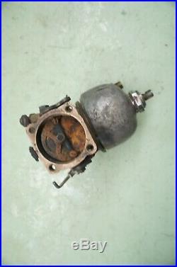 Harley Linkert M-74 B Carburetor 1951 1965 F & FL Panhead OEM