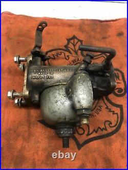 Harley M-53 Linkert Carburetor Bombsight Venturi K Model KH WR Flathead OEM