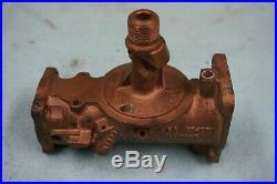 Harley M36 Linkert Carburetor Body, Carb Panhead EL FL