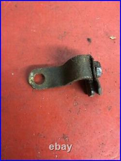 Harley OEM Knucklehead Linkert Carburetor Mount Cable Bracket 1936-40 2182
