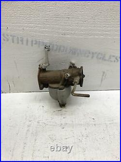 Harley Original! Flathead ULH UL Linkert M51 L Linkert Carburetor 4 LINE M51L