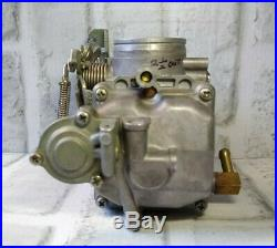 Harley Refurbished 27421-99C All Stock Twin Cam Carburetor No Mods 45/190 2