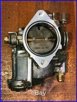 Harley S&S Super G Carburetor Shovelhead Panhead Evo Chopper Bobber # 8375