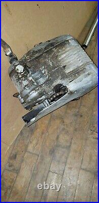 Harley SX 125 175 SS engine Motor complete Parts oem Original carburetor head