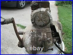 Harley Scat Hummer ST125 125 ST165 165 Lightweight 1953 ENGINE CARBURETOR