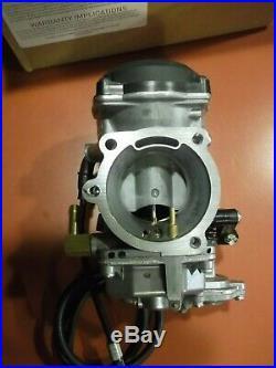 Harley Screamin Eagle Big Bore 44mm CV Carburetor Kit 27934-99/29636-99