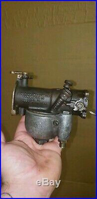 Harley VLH 1936 carburetor complete REBUILT M 4 1 L knucklehead EL linker 1930s