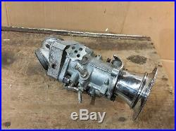 Harley Velocity Stack Tillotson Carburetor HD2D Ironhead Sportster Shovelhead XL