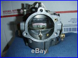 Harley carb refurbished 30 day warr iron head sportster jetting 75/160 -77