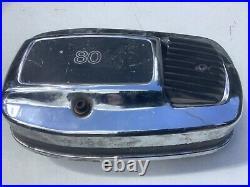 Harley-davidson Amf Shovelhead 80 Engine Carburetor Air Cleaner Filter Ham Can