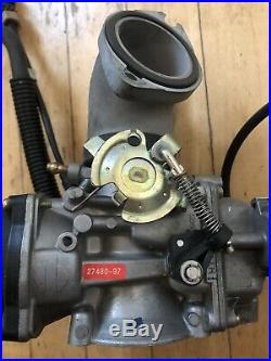 Harley davidson cv carburetor