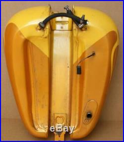 Harley original Softail Tank Benzin Fuel Carb Fatboy Heritage Springer 5 Gal