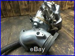 HarleyDavidson S&S Super E carburetor & intake manifold