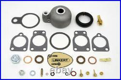 Linkert Carburetor Float Bowl Assembly fits Harley-Davidson