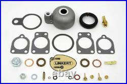 Linkert Carburetor Float Bowl Assembly for Harley Davidson by V-Twin