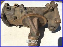 Linkert M74b Carburetor Harley Knucklehead Flathead Panhead Shovelhead