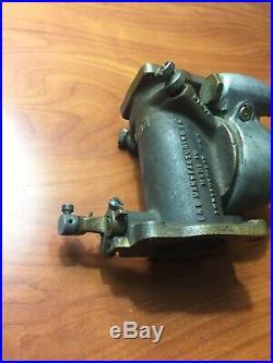 Linkert MR3 MR- 3 Harley Davidson WR racing Carburetor Carb Knucklehead REAL