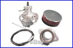 Mikuni 38mm Carburetor Kit, for Harley Davidson, by Mikuni