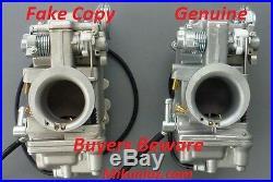 Mikuni 42mm Carburetor 42-19 HSR42 Total Kit for Harley Davidson Twin Cam models