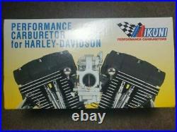 Mikuni Carburetor 45-2 HSR45 Total Kit for Harley Davidson EVO Big Twin 1984-99