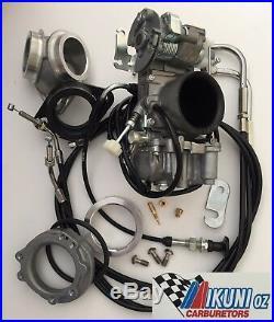Mikuni Carburetor HS40 Easy Kit, Harley Davidson Shovelhead & XL 1000cc Sportster