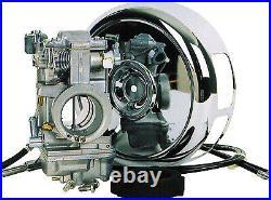 Mikuni HSR Smoothbore Easy Carburetor Carb Kit 45mm Harley Davidson 45-5