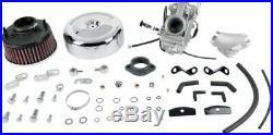 Mikuni HSR45 Carburetor Total Kit Harley Davidson Evolution Big Twin45-2-WP