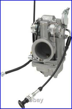 Mikuni Smoothbore Carburetor HSR45 45mm Carb Harley EVO Twin Cam TM45-2K Natural