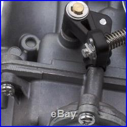 New CV 40mm Carburetor For Harley-Davidson for Dyna & FXR 27421-99C 27490-04