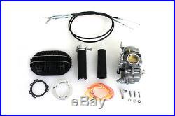 New CV carburetor kit harley davidson 1970-1987 xl 1966-1984 fl models