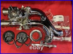 Nos Evo Harley Davidson Hd Weber Dcoe Carburetor Side Draft Carb New