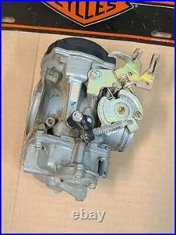 OEM Genuine Harley Davidson CV Carburetor Softail FXD 27421-99A
