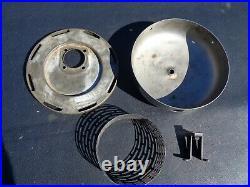 OEM H-D Linkert Carburetor Air Cleaner Servi-Car Panhead Flathead 45