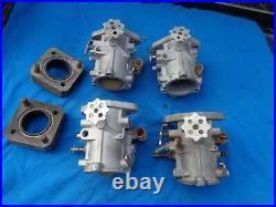 OEM H-D Tillotson Carburetor LOT Shovelhead Sportster Models