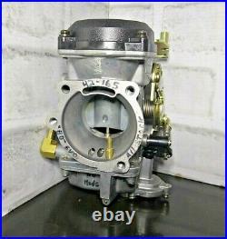 OEM Harley CV carb 27206-93 Stock jetting 42/165 80 EVO No Mods Stock 3