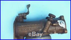 Original Harley Davidson Linkert (L&L) M51 Carburetor (RS)