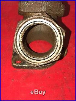 Original Harley Wl Wla G Flathead Intake Manifold Linkert Carburetor 45 CI