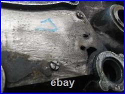 Original Oem 97-403 Harley Panhead Chrome Cam Cover
