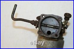 Pre-War Harley U UL ULH Flathead Steel Body Linkert M51X Carburetor RARE