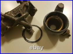 Rare 1936 Linkert Carburetor Harley Davidson VLD Flathead M41 11/4mod M 2-33 8
