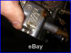 S&S Cycle Shorty SUPER G Carburetor Harley Davidson Evo Shovelhead Sportster