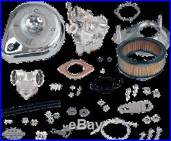 S&S Super E Carb Intake Manifold Kit 04-06 Harley Davidson Sportster XL 883 1200