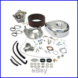S&S Super E Carburetor Kit 1-7/8 #11-0407 Harley Davidson