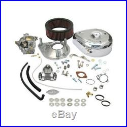 S&S Super E Carburetor Kit 1-7/8 #11-0408 Harley Davidson Sportster
