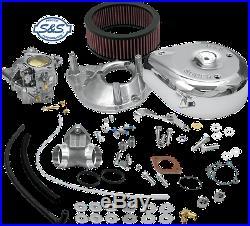 S&S Super E Carburetor Manifold Kit 86-90 Harley Davidson Sportster XLH 883 1200